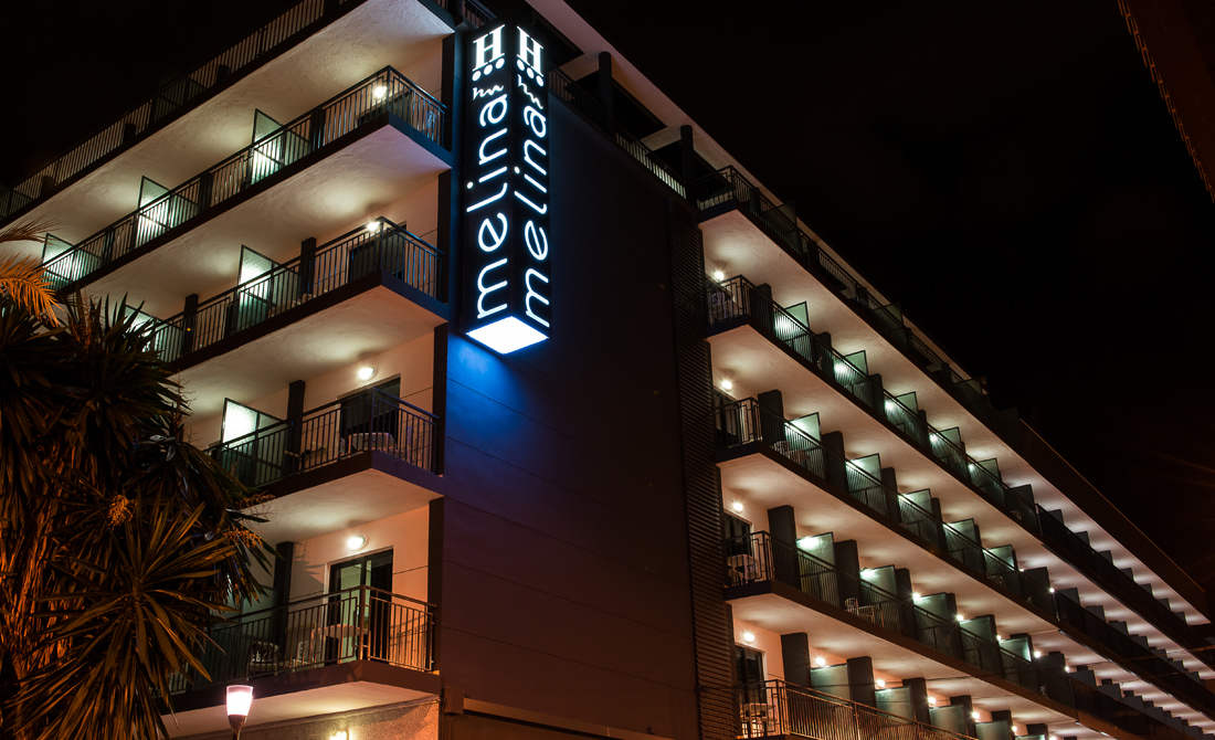 Nosotros - Hotel Melina Benidorm
